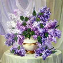 Load image into Gallery viewer, Lavender Diamond Painting Kit