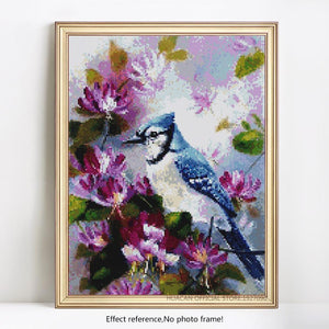 Birds and Flowers Diamond Art Kits
