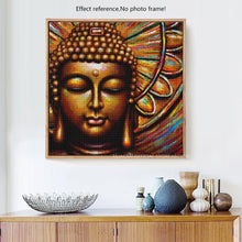 Load image into Gallery viewer, Budha Diamond Art