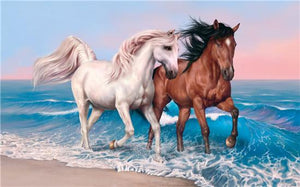 Wild Beautiful Horses