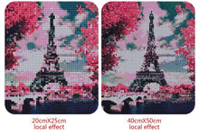 Load image into Gallery viewer, Paris Eiffel Tower Diamond Painting