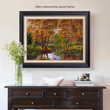 Load image into Gallery viewer, Autumn Painting by Diamonds