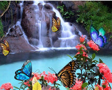 Load image into Gallery viewer, Beautiful Waterfall