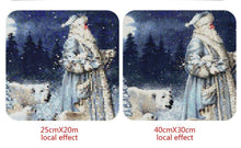 Load image into Gallery viewer, Santa Paintings