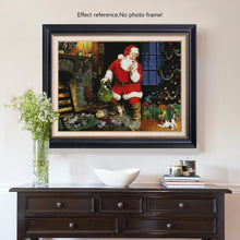 Load image into Gallery viewer, Santa - Christmas Diamond Painting Kits