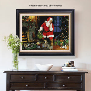 Santa - Christmas Diamond Painting Kits