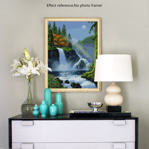 Breathtaking Nature View Diamond DIY Painting
