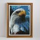 Eagle Diamond Painting