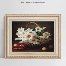 Load image into Gallery viewer, Elegant White Flowers