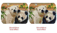Load image into Gallery viewer, Adorable Baby Panda & Bear