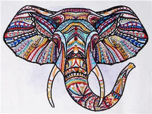 Load image into Gallery viewer, Colorful Elephant