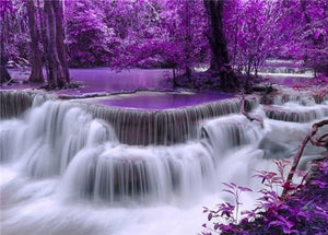 Landscape & Waterfalls