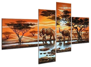 wall art diamond painting