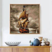 Load image into Gallery viewer, Ship in the Ocean