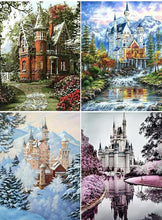 Load image into Gallery viewer, palace diamond painting kits