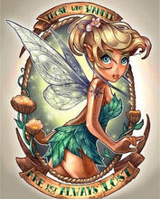 Load image into Gallery viewer, fairy girl diamond painting
