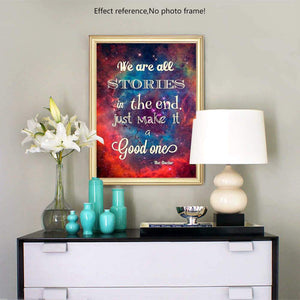 Quotation Diamond Painting