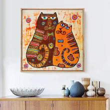 Load image into Gallery viewer, Cats Diamond Painting