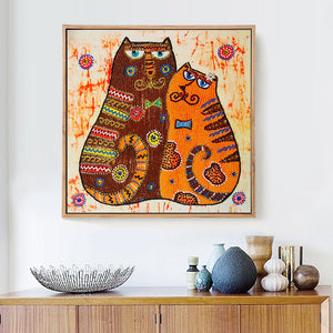 Cats Diamond Painting