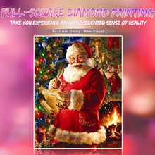 Load image into Gallery viewer, Happy Santa