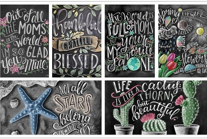Life is Beautiful - Make it more with Diamond Painting :)
