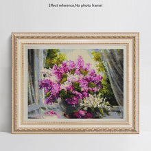 Load image into Gallery viewer, Flowers Paint by Diamond Kits
