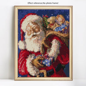 Christmas Diamond Painting