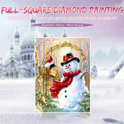 Christmas Diamond Art Kits