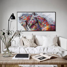 Load image into Gallery viewer, Lovely Artistic Horses