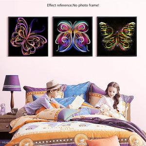 Butterfly Collection of Paintings