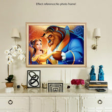 Load image into Gallery viewer, Disney Diamond Painting Kits - Beauty and The Beast