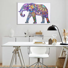 Load image into Gallery viewer, Floral Elephant
