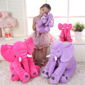 big elephant pillow toy