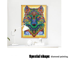 Wold Diamond Painting Kit
