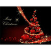 Christmas Greetings Diamond Painting Kit Gift