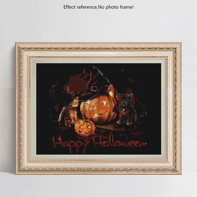 Happy Halloween Painting Gift