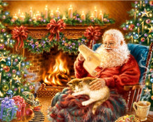 Load image into Gallery viewer, diamond painting best xmas