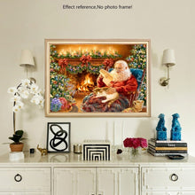 Load image into Gallery viewer, Santa Clause Christmas Diamond Art Kit