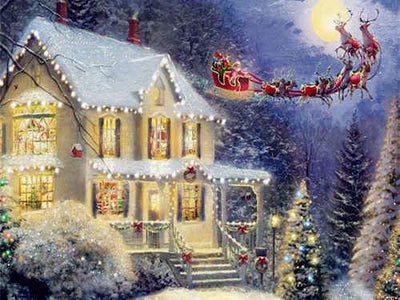 Christmas Diamond Painting Collection