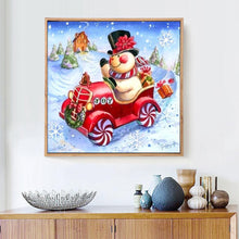 Load image into Gallery viewer, Christmas DIY Painting