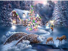 Load image into Gallery viewer, Best Christmas Diamond Painting Kits