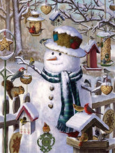 Load image into Gallery viewer, christmas diamond painting collections