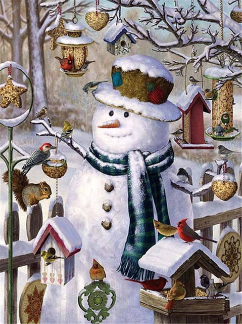 christmas diamond painting collections