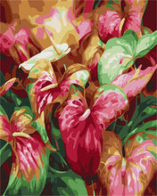 Load image into Gallery viewer, flowers Paint by Numbers