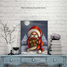 Load image into Gallery viewer, Cartoon Santa Diamond Painting Kits
