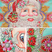 Load image into Gallery viewer, Christmas diamond embroidery