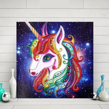 Load image into Gallery viewer, Unicorn Diamond Painting