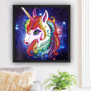 Unicorn Diamond Painting