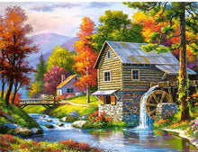 Load image into Gallery viewer, Beautiful Landscape Diamond Paintings