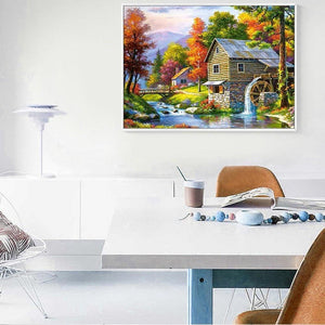Beautiful Landscape Diamond Paintings